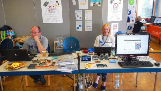 LeMaker on FrOSCon 2015 (Free Software and Open Source Conference)